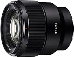 Image of the product Sony SEL85F18 85mm F/18 that is listed on the catalogue brand of Sony. This item has been rated with a 4.9 scores over 5