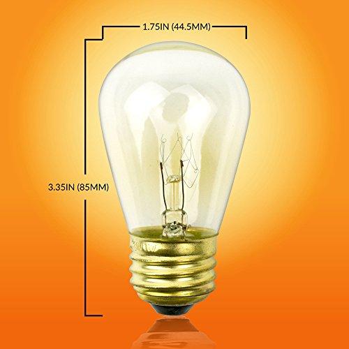 S14 11 watt bulb
