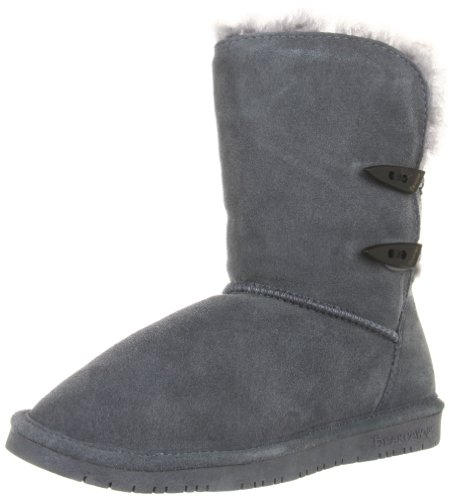 Brown Bearpaw carbone legna Abigail di Women Boots 0tqgnat