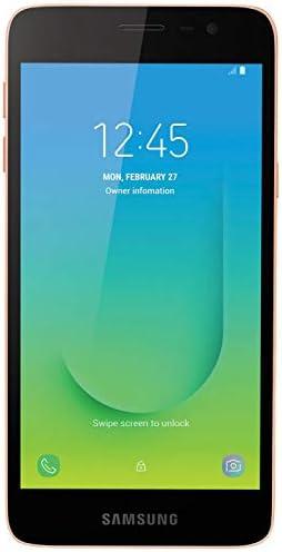 Samsung Galaxy J2 Core Dual SIM 8GB 1GB RAM SM-J260FD/DS Oro SIM Free: Amazon.es: Electrónica