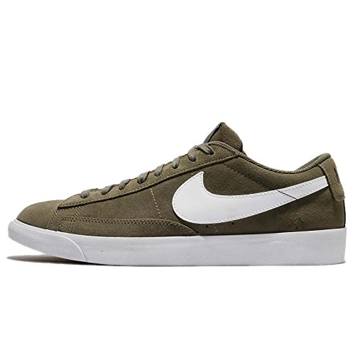 Multicolore Uomo Nike Blazer 209 Medium Low Scarpe Olive da Fitness Medium wxx1n6qCZY