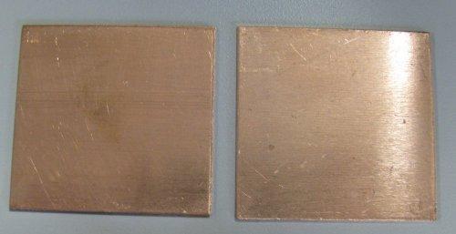 - Playstation 3 PS3 Fat Slim Copper Pad Shims Shim GPU CPU Heatsink YLOD Repair
