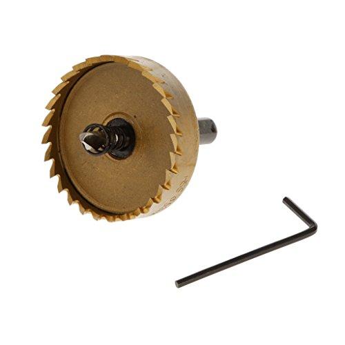 13-55mm Hss Hoher Geschwindigkeit Edelstahl Bohrer Dosenbohrer Lochsägen Multi-Bit-Schneidwerkzeug - 53mm