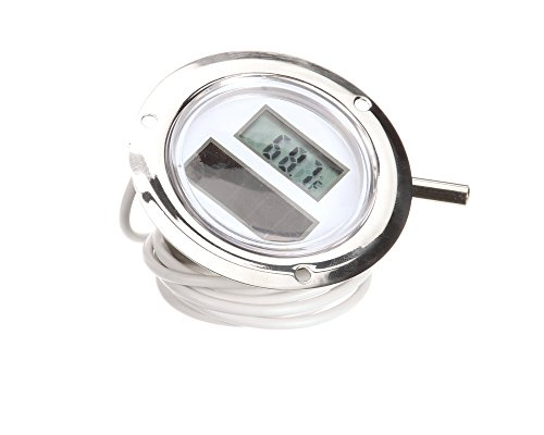 Beverage-Air 402-260A THERMOMETER-DIGITAL SOLAR STF by Beverage Air