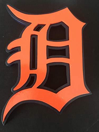 Detroit Tigers Wood Sign