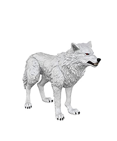 Shalleen Funko Game of Thrones Ghost Action Figure- wolf (Funko Pop Lion King Set)
