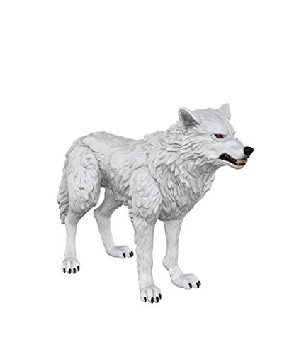 Shalleen Funko Game of Thrones Ghost Action Figure- wolf