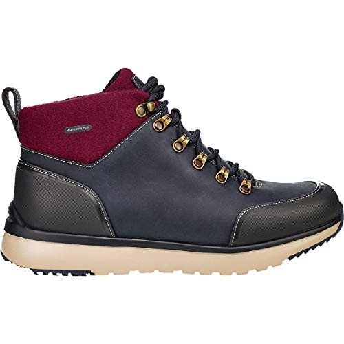 UGG Men's OLIVERT Snow Boot, Navy, 11.5 Medium US