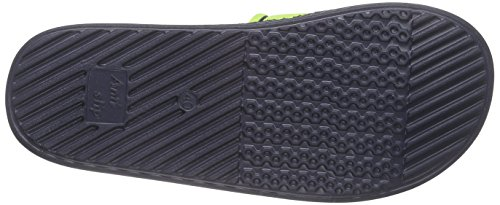 Lico Barracuda V - Zapatos de playa y piscina Niños Azul (MARINE/LEMON)