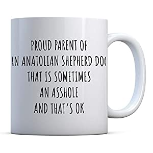 Anatolian Shepherd Dog Gifts For Men And Women, Anatolian Shepherd Dog Mug, Anatolian Shepherd Dog Lover 19