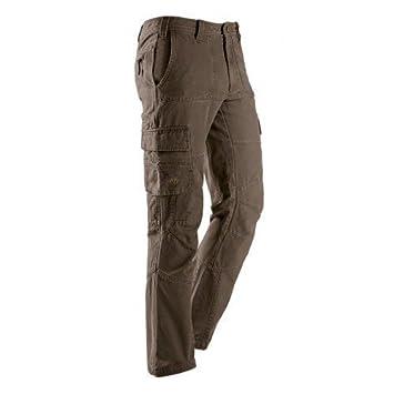 Blaser Finn Territorio Pantalón - Toffee Caza - Pantalón canvas, color , tamaño 60: Amazon.es: Deportes y aire libre