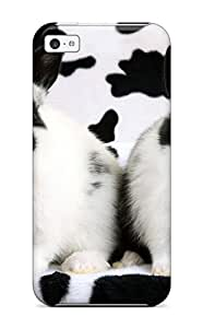 Sung Jo Hartsock's Shop Defender Case With Nice Appearance (black And White) For Iphone 5c 5126601K46497743