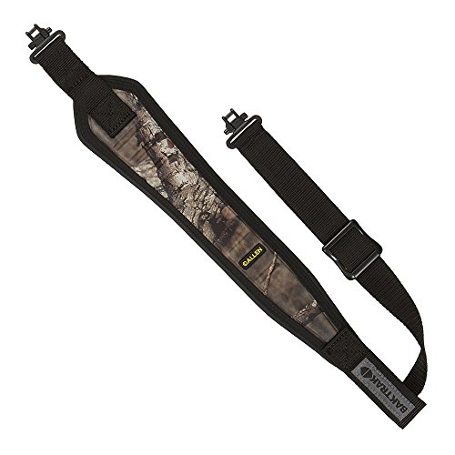 Allen Company Woodmoor Rifle Sling with Swivels, Mossy Oak Break-Up Country