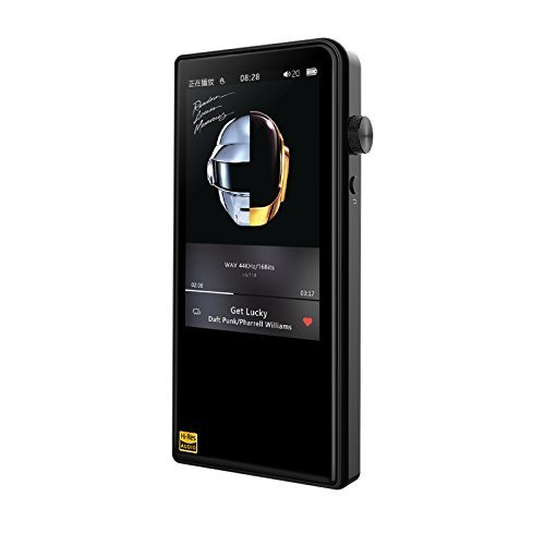 Shanling M3s Portable Lossless Digital Audio Player and DAC - Midnight...