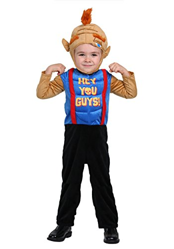 [Fun Costumes Boys The Goonies Toddler Sloth Costume 4t] (Sloth Goonies Costumes)