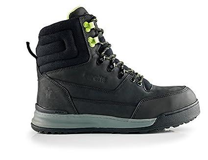 Scruffs Tejido térmico de botas de seguridad talla 8