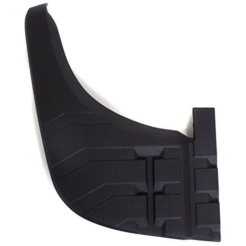 Bumper Step Pad Extension Compatible with Toyota Tundra 07-13 Rear Left
