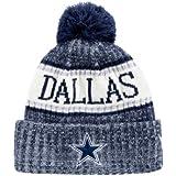 Amazon.com   Dallas Cowboys New Era Salute to Service Womens Knit ... 5569b9d5e