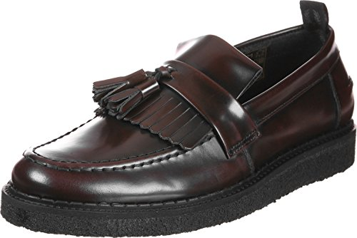 Perry Cox Blood di Ox Loafer Perry uomo Fred Red Tassel George Red IPXqt