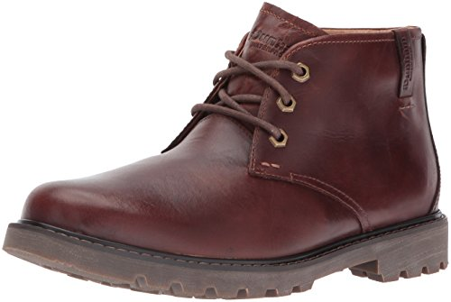 Dunham Men's Royalton Chukka Winter Boot, Brown, 9.5 D US