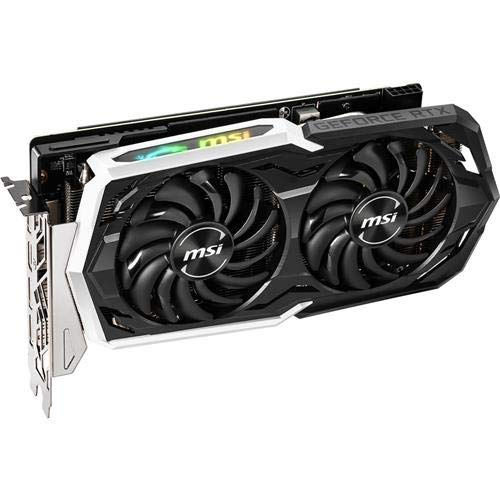 MSI Gaming GeForce RTX 2060 Super 8GB GDRR6 256-bit HDMI/DP G-SYNC Turing Architecture Overclocked Graphics Card (RTX 2060 Super Armor OC) (Nvidia 8gb)