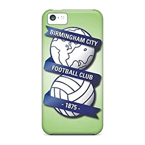 5c Scratch-proof Protection Case Cover For Iphone/ Hot Birmingham City Fc Phone Case