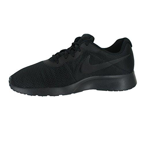 Sneakers Nike Mens Tanjun, Tomaia In Tessuto Traspirante E Confortevole Ammortizzazione Leggera Nero Antracite Nero