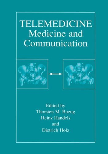 Telemedicine: Medicine and Communication Pdf