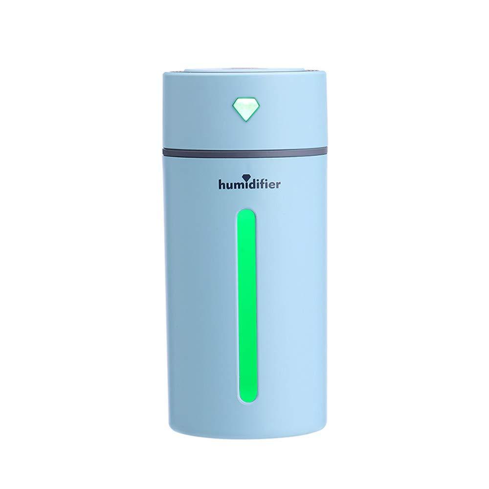 Minshao Diffuseur Humidificateur dHuile Essentielle de Parfum dAmbiance de Filtre /à Air dHumidificateur pour la Mmaison//Voiture