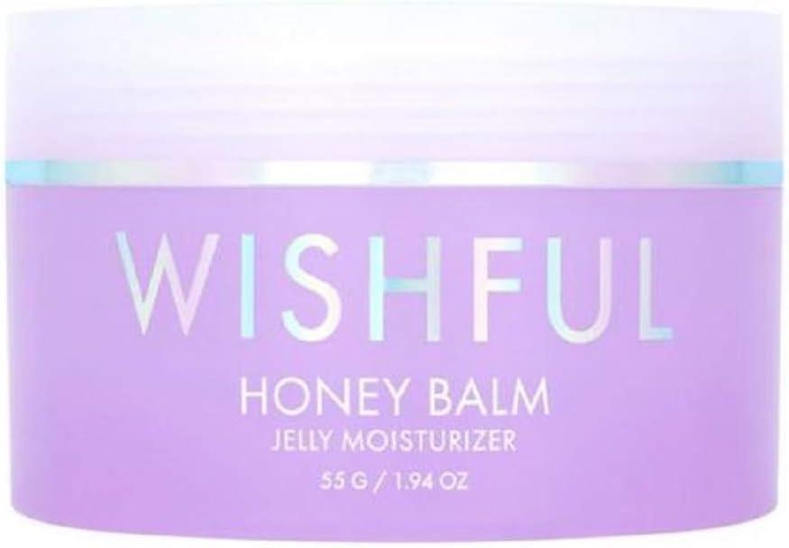 WISHFUL Honey Balm Jelly Moisturiser 100 ml
