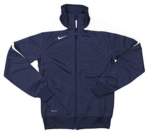 Nike Womens Mystifi Warm-Up Jacket Navy