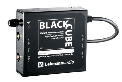 LEHMANN Audio - Black Cube MM/MC Phono Preamp