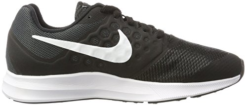 Shoes Unisex Nike Kids' anthracite Black Gs 7 White Downshifter Black Training n4w1wSqxC
