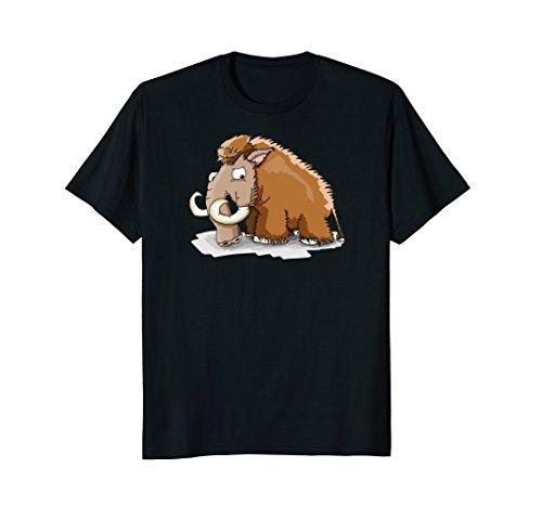 (Big Wooly Mammoth T Shirt Woolly Elephant Dinosaur Shirts)