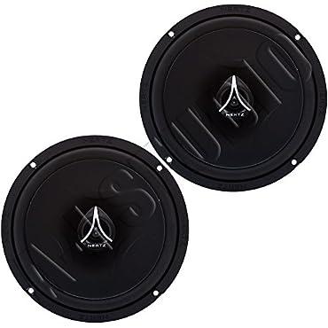 Hertz ECX165.5 6.5 2-Way Car Audio Speakers