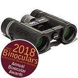 Snypex Optics Knight 8x32 D-ED Compact Sports Optics Pocket Binoculars for Birdwatching Birders Waterproof/Fogproof Binocular with ED Glass