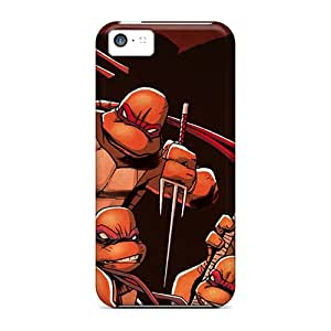 High-end Case Cover Protector For Iphone 5c(teenage Mutant Ninja Turtles Tmnt)