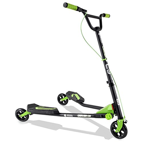 Yvolution Fliker Carver Scooter available product image