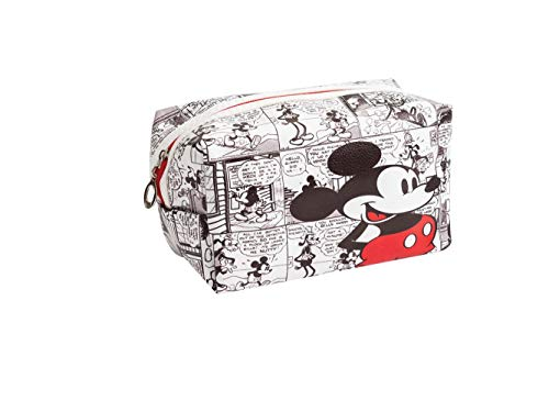 Disney Mickey Mouse Large Comics Bath Bag Toiletry Storage