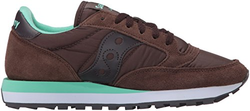 Jazz Original Originals Women's Sneaker Brown Saucony zwqpH1A8xn