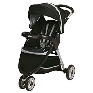 2014 Graco FastAction Fold Sport Stroller Click Connect Stroller, Gotham