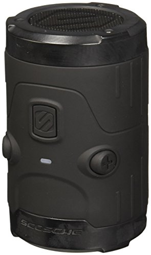 H2o Cage - boomBOTTLE H2O Bluetooth Wireless Speaker Black