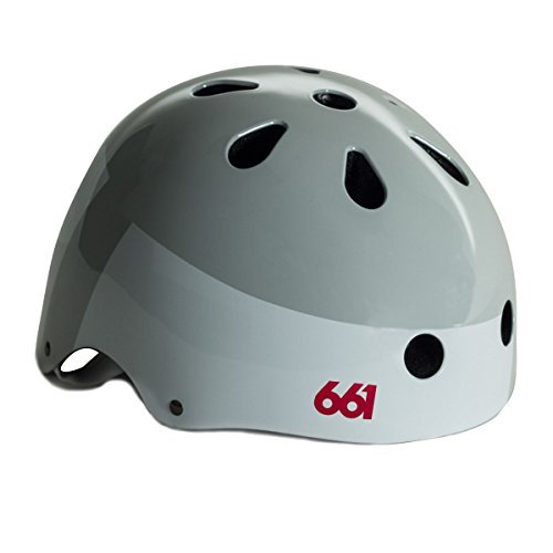 661 Dirt Lid Helmet (Gray, One Size) (CPSC) by ()