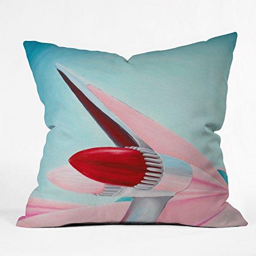 Deny Designs Mandy Hazell 1959 Cadillac Throw Pillow, 26 x 26