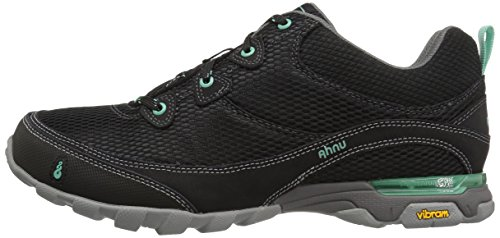 Ahnu Women's W Sugarpine Air Mesh Hiking Shoe, New Black, 5.5 M US by Ahnu (Image #5)