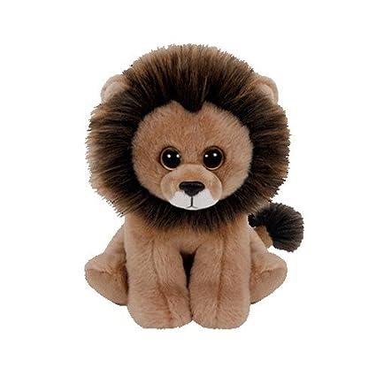 9eeb63fac79 Amazon.com  Ty Beanie Babies Louie - Lion  Toys   Games