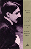 In Search of Lost Time, Volume II: Within a Budding Grove (A Modern Library E-Book)