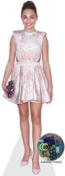 Dress Life Size Cutout Maddie Ziegler