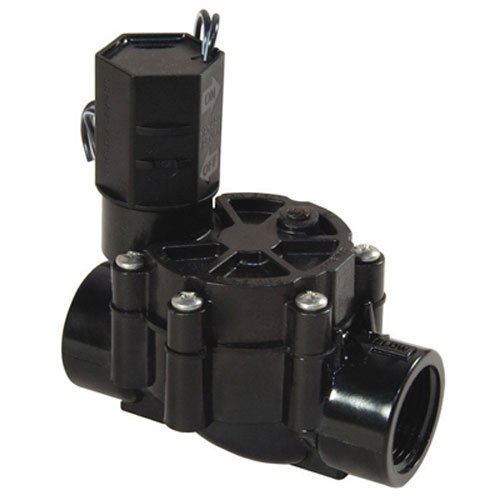 "Rain Bird CP100 In-Line Automatic Sprinkler Valve, 1"" Threaded Female x Female"
