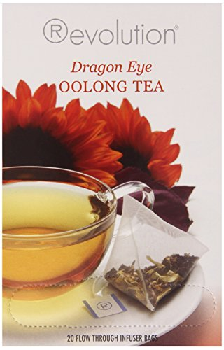 Revolution Tea Dragon Eye Oolong, 20 Count (Pack of (Eye Tea)